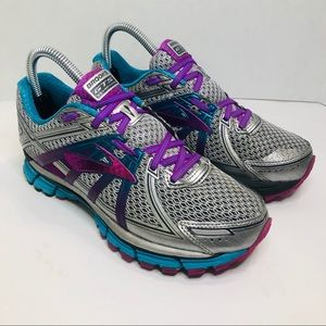 Brooks GTS 17 Women's 7 Extra Wide Running Shoes
